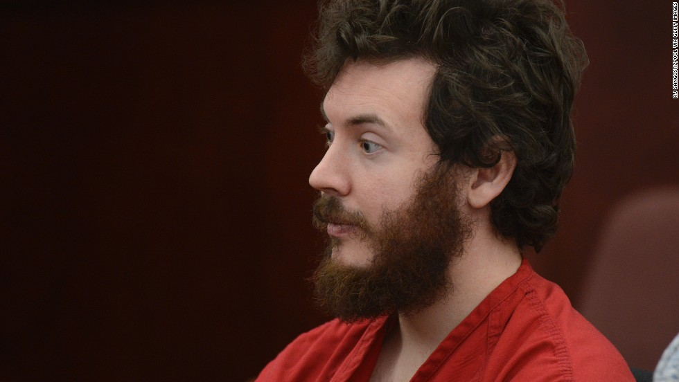 James Holmes offers guilty plea