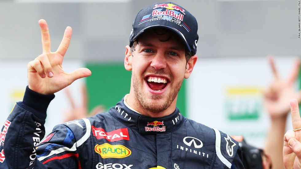 But if Hamilton is to win a second drivers' championship, he will have to overcome triple world champion Sebastian Vettel. The German has taken the title in each of the last three years, with his Red Bull team also leaving other manufacturers trailing in their wake.