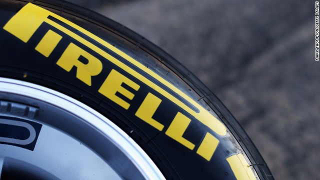 Tire supplier Pirelli says alll teams were invited to carry out  the test.