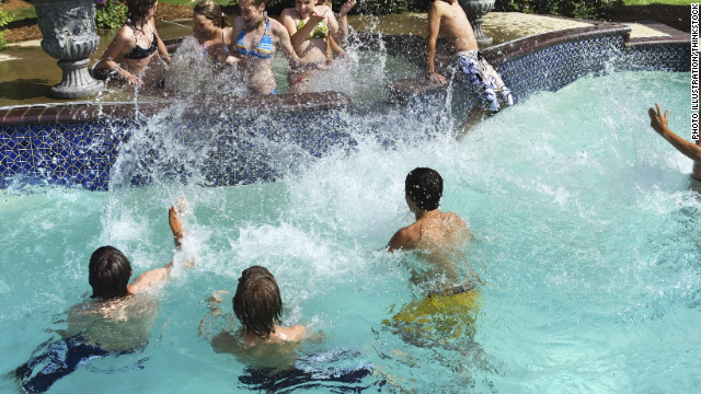 Following the rules of a pool is key, experts say: No running, no horseplay, no diving into shallow water.