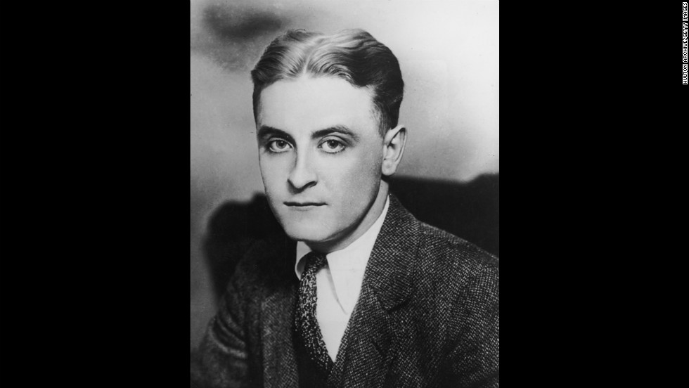"Francis ""F."" Scott Fitzgerald -- One of the leading literary lights of the Jazz Age wrote classics such as ""The Great Gatsby"" and ""This Side of Paradise."""