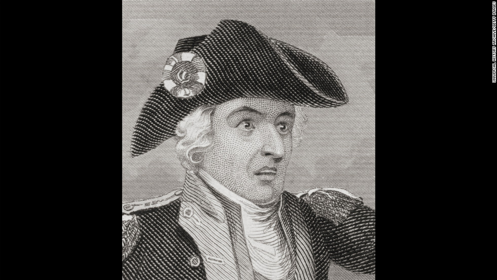 "Francis Marion -- The ""Swamp Fox"" led the Continental Army in South Carolina during the Revolutionary War."