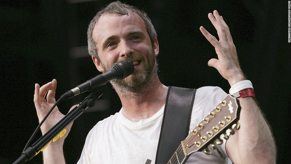"Francis ""Fran"" Healy -- Not to be confused with the former baseball catcher and broadcaster, this Scottish singer leads the band Travis."