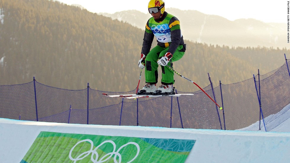 Jamaica do have some pedigree in snow sports -- Errol Kerr competed at Vancouver in 2010 in the skicross event, finishing ninth. It is the highest placing of any Caribbean athlete in Winter Olympics' history.