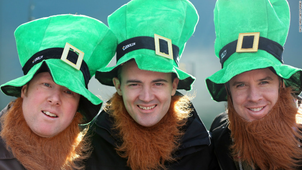 "Irish punters make up around 20% of Cheltenham race goers, helping to create a unique atmosphere of green-clad Guinness-drinking revelry. ""They're fearless punters,"" Ladbrokes bookmaker David Williams says. ""Cheltenham without the Irish would be like Sunday roast without Yorkshire pudding."""