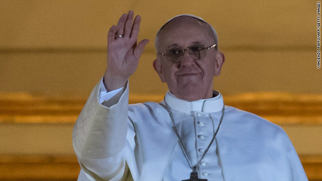 The newly elected Pope Francis will be the spiritual and moral authority for the world's 1.2 billion Catholics.