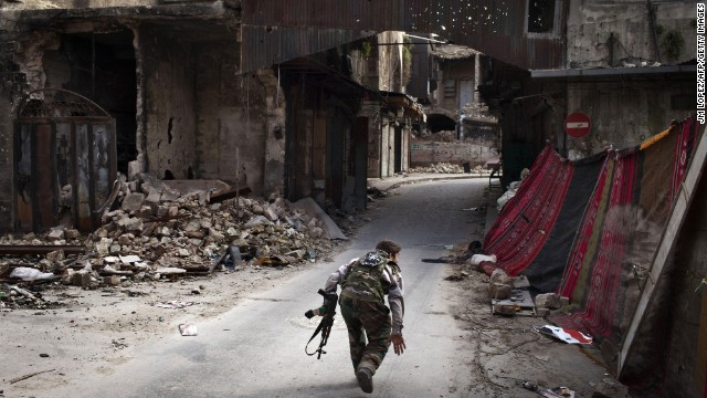 How will the U.S. arm Syria's rebels?