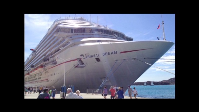 Carnival cruise is no 'Dream'