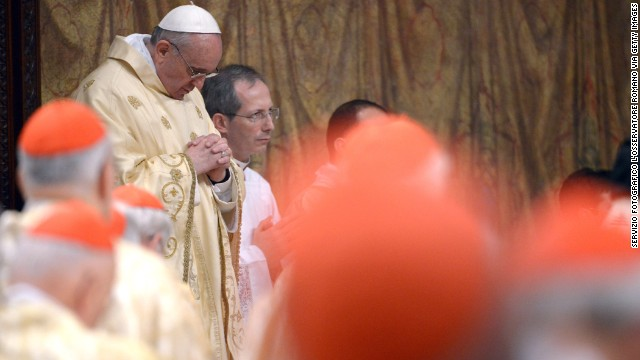 Cardinals gather despite abuse scandals