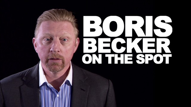 Becker: Ronaldo the tennis ace?