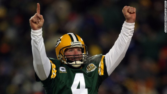 Brett Favre reveals memory loss