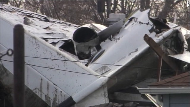 A private jet crash on Sunday killed at least two people in South Bend, Indiana, authorities said.
