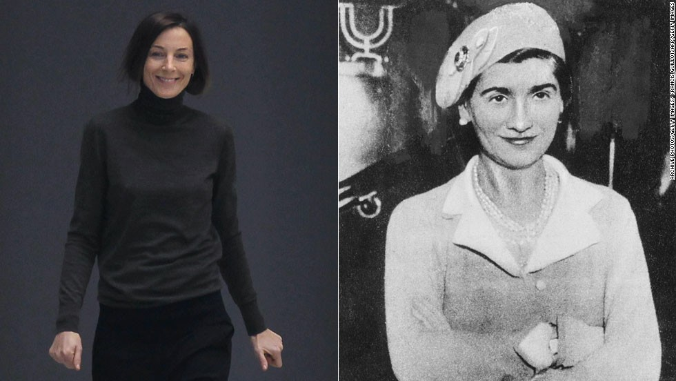 "Gabrielle 'Coco' Chanel, right,  is thought by many to be the grand dame of modern women's fashion. Her relaxed designs helped liberate women from the structured corsets of the early 20th century and paved the way for modern female designers like Phoebe Philo, left, who helms Parisian design house Celine. Philo has been credited with ""spearheading the charge toward a cleaner kind of chic,"" creating signature minimalist classics that <a href=""http://www.vogue.com/voguepedia/Phoebe_Philo"" target=""_blank"">Vogue's Sarah Mower summed up</a> as ""the work of a woman working for women."""