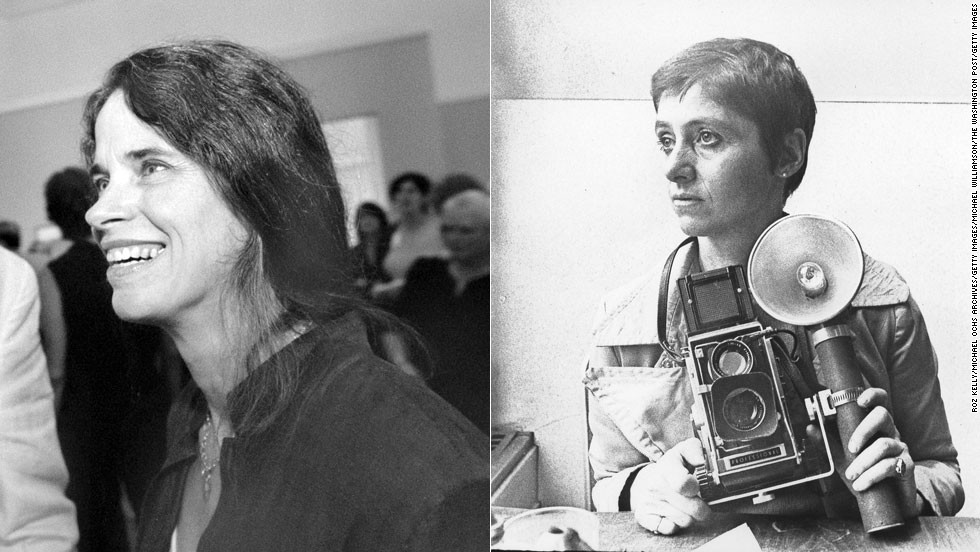 "American photographer Diane Arbus, right, touched a nerve with her raw portraits of everyday life in New York in the 1950s and 1960s. Her subjects cut across a large swath of society -- children, couples, ladies who lunch, dwarves, transvestites, nudists -- displaying a gift for <a href=""http://books.google.com/books/about/Diane_Arbus_Revelations.html?id=OPrHQgAACAAJ"" target=""_blank"">""rendering strange those things we consider most familiar, and uncovering the familiar within the exotic,""</a> often to disturbing effect. Decades later, fellow American photographer Sally Mann also drew attention for her intimate portraits of her young children and husband, in their most natural and vulnerable moments. Though considered pornographic by some, the images, along with others in Mann's body of work, underscored what has been described as her <a href=""http://www.telegraph.co.uk/culture/photography/8143687/Sally-Mann-The-Flesh-and-The-Spirit.html"" target=""_blank"">""commitment to following her personal, local interests, unafraid if she runs headlong into taboos.""  </a>"