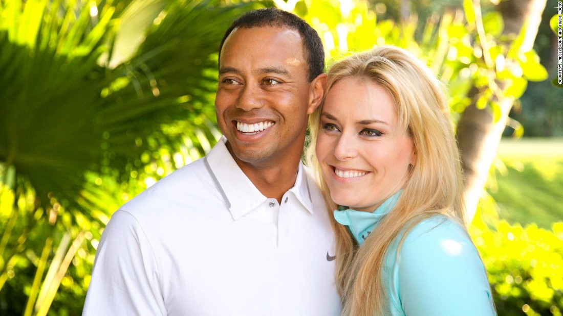 "In March 2013, Woods and Lindsey Vonn announced <a href=""http://marquee.blogs.cnn.com/2013/03/18/tiger-woods-confirms-hes-dating-lindsey-vonn/"">they were dating on Facebook</a>. In January that year, the champion skier had finalized her divorce from Thomas Vonn, after initializing proceedings in 2011. Woods split up with his wife, Elin Nordegren, in 2010 after admitting a series of infidelities. In May 2015, Woods and Vonn announced their breakup, with the golfer claiming he ""hadn't slept"" in the days following."