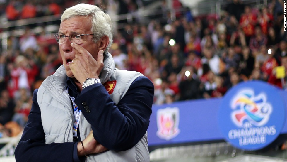 Ancelotti's compatriot Marcello Lippi has been richly rewarded for delivering the Chinese Super League title to Guangzhou Evergrande. The 2006 World Cup-winning coach has reportedly made $14 million from his first season.