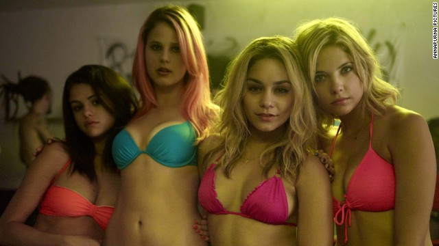 Movie Pass: 'Spring Breakers'