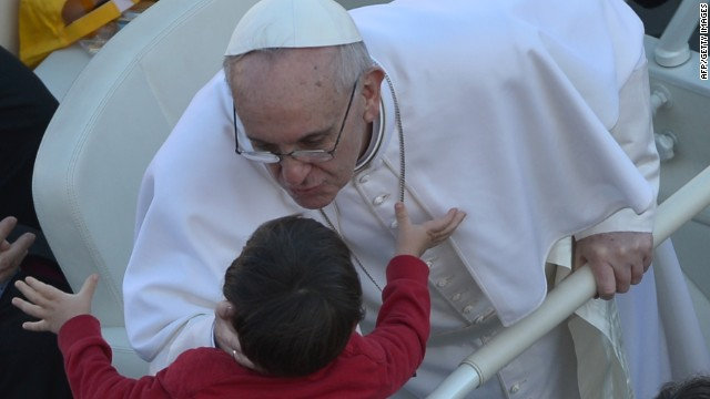 Pope Francis' hands-on papacy begins