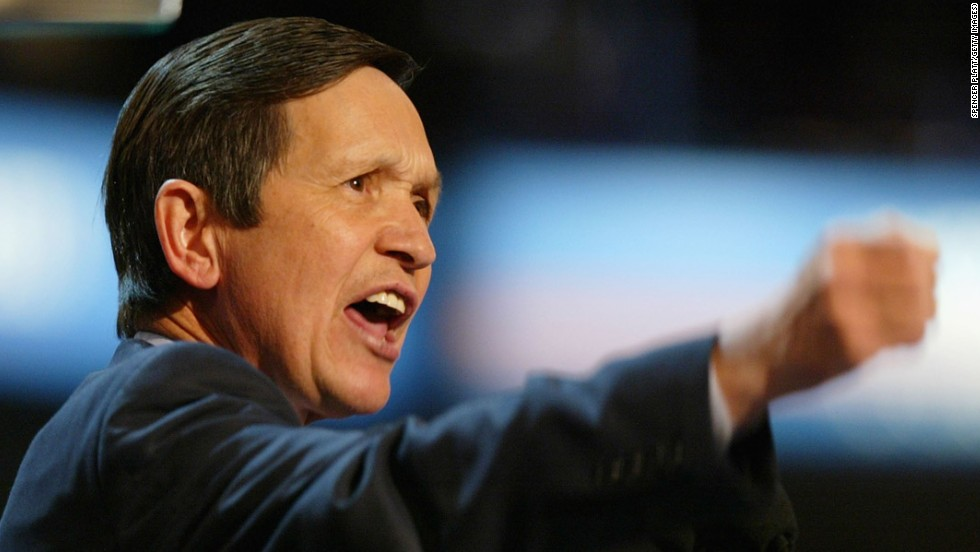 Dennis Kucinich Fast Facts