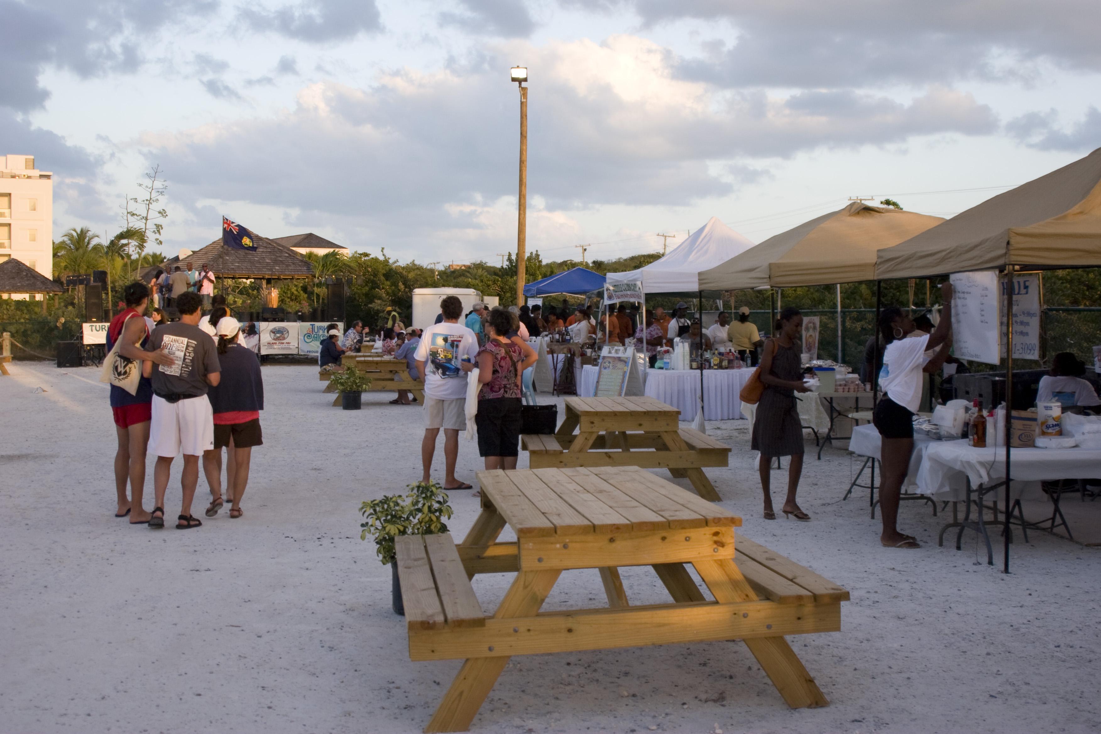 Fish Fry Bridges Tourist/local Gap On Turks And Caicos | CNN Travel