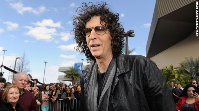 "On his Sirius XM radio show, Howard Stern said he's going to ""take over 'The Tonight Show.' """