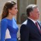 King Abdullah of Jordan and Queen Rania