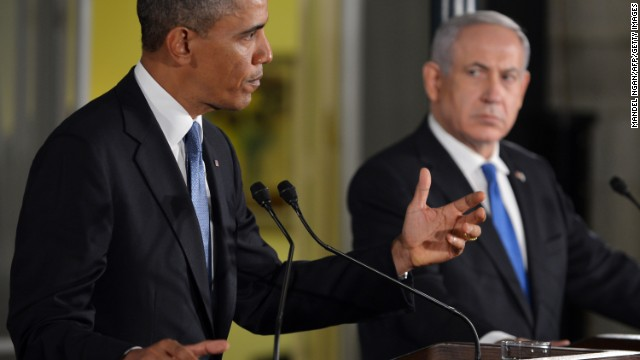 Israeli reaction to Pres. Obama's visit