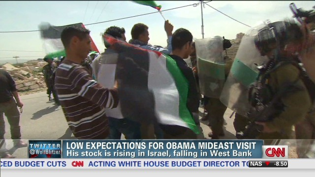 Mideast: What they think of Obama