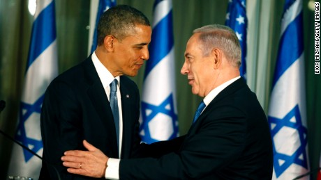 Netanyahu: No disrespect to President Obama for visit