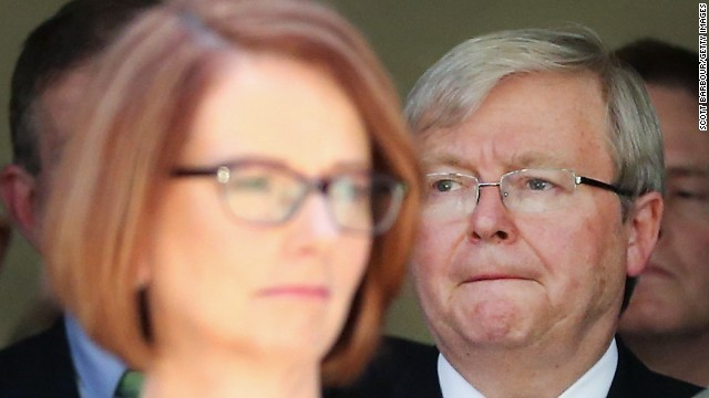 2012: Gillard & Rudd: Power struggle