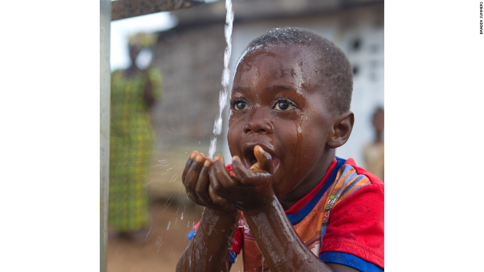 Liberia, which emerged from the wreckage of a 14-year civil war in 2003, is facing a severe water crisis. Approximately 3,000 people, more than half of which are children under the age of five, die each year from diarrhea, according to World Bank figures.