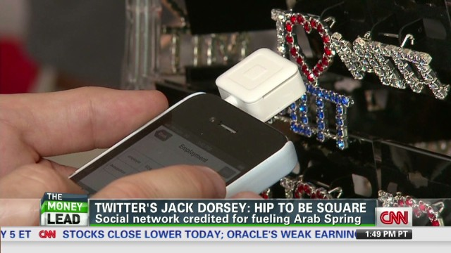 Jack Dorsey: He's too hip to be Square