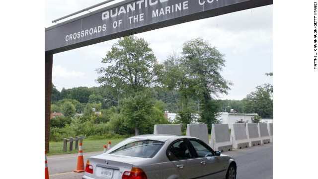 Three Marines dead at Quantico