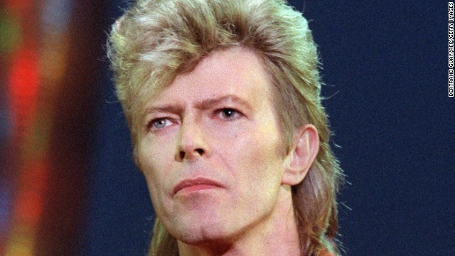 David Bowie Fast Facts