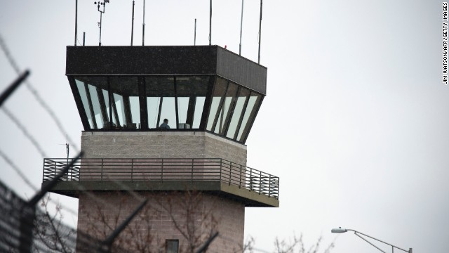 The control tower at Wicomico Regional Airport in Salisbury, Maryland is one of 169 towers that the FAA will close.