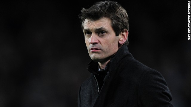 Tito Vilanova took over from Josep Guardiola as Barcelona coach in June 2012.