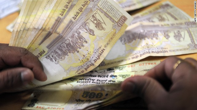 India feels impact of weakening rupee