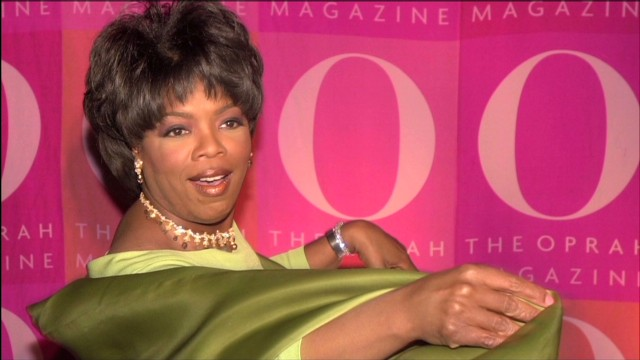 Oprah: Being a brand is difficult