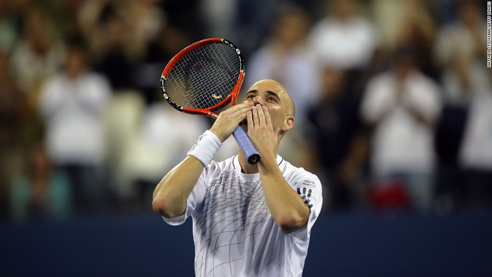 "Andre Agassi won the Australian Open in 1995 and the gold medal at the 1996 Summer Olympics in Atlanta. But in his autobiography, he admits to be introduced to crystal meth in 1997. ""I can't speak to addiction, but a lot of people would say that if you're using anything as an escape, you have a problem,"" he was quoted as saying about the drug use. But Agassi turned things around by 1999, winning both the French Open and U.S. Open that year."