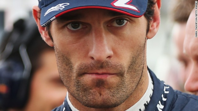Mark Webber will leave Red Bull and Formula One at the end of the season.