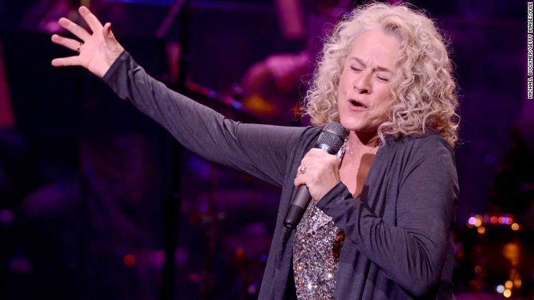 Carole King's legendary 'Tapestry' turns 50