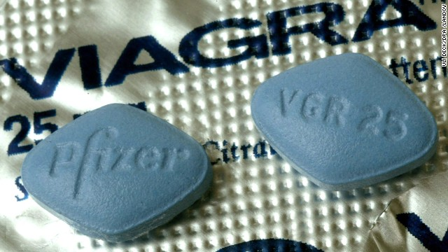 A picture dated 9 September 2003 shows viagra pills in Karlsruhe, Germany. An international network of smugglers has been uncovered by the public attorneys office in Stuttgart. Among the most popular things dealt with was Viagra. Photo: Uli Deck DPA/LANDOV   Photographers/Source: ULI DECK/DPA /Landov