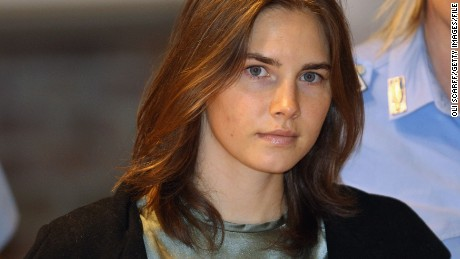 European court orders Italy to pay damages to Amanda Knox