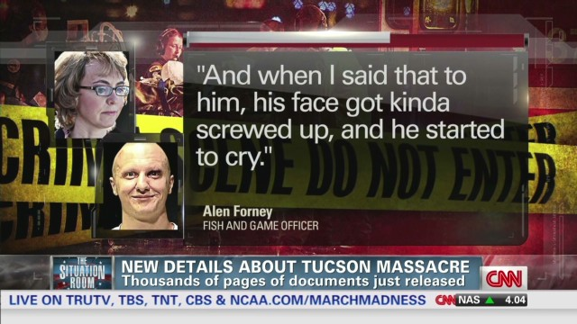 New details on Giffords shooting