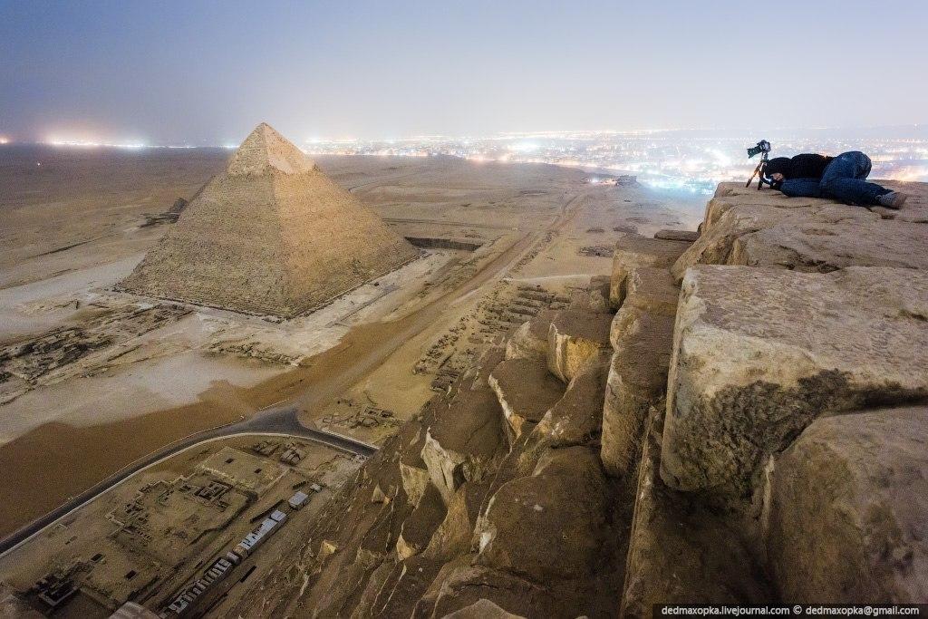 Russian photographer apologizes for pyramid photos   CNN Travel