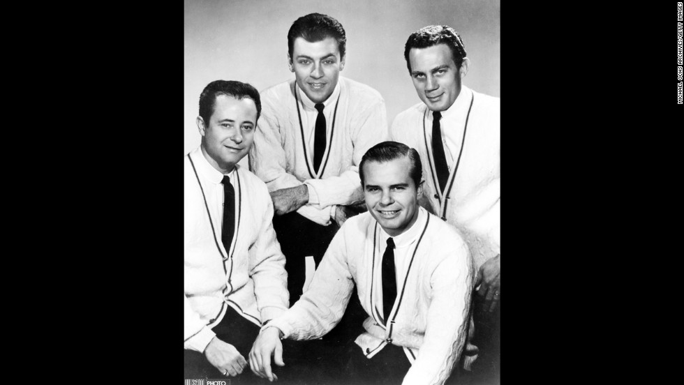 "<a href=""http://www.cnn.com/2013/03/28/showbiz/music/obit-stoker-jordanaires/index.html"">Gordon Stoker</a>, left, who as part of the vocal group the Jordanaires sang backup on hits by Elvis Presley, died March 27 at 88."