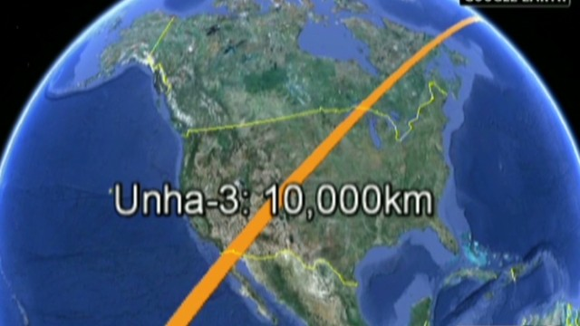 How far can North Korean missiles go?