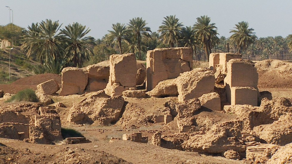 Only 2% of the ancient city has been excavated, but those buried historical treasures are threatened by encroaching development.