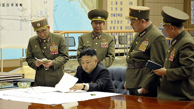 Report: N. Korea launches missiles