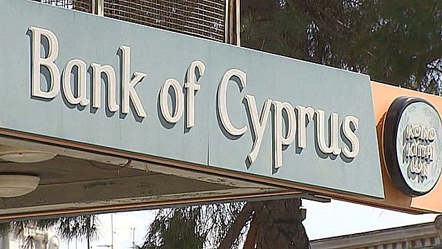Cypriot banks are back in business
